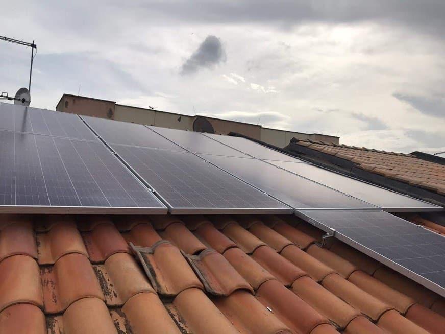 Kit fotovoltaico de 3,06 kwp em Caucaia-CE