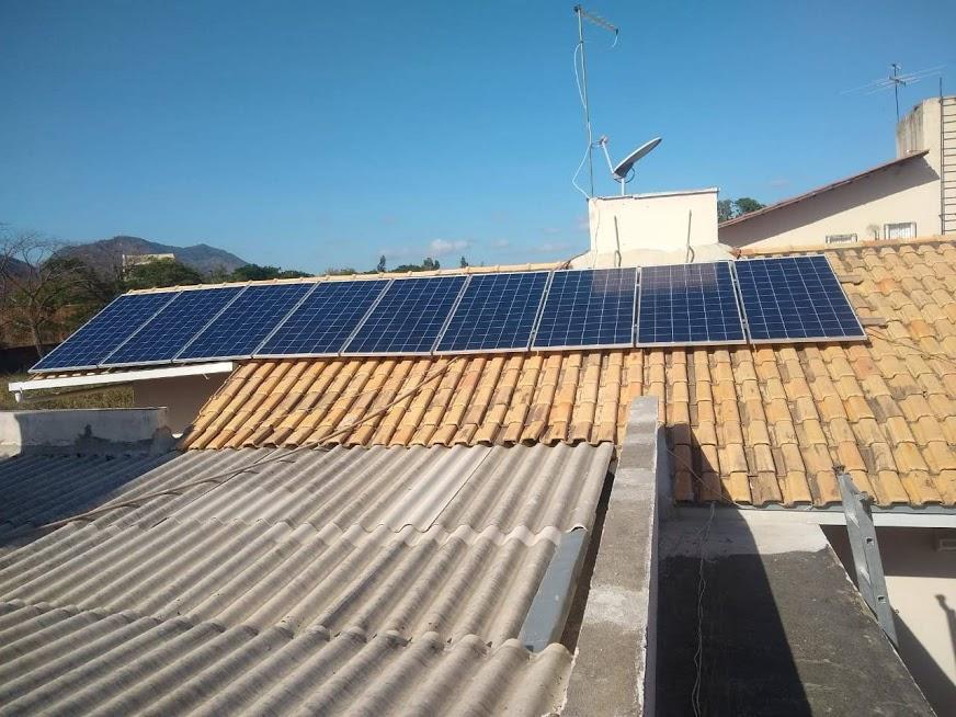 Kit fotovoltaico de 3,0 kw em Maranguape-CE