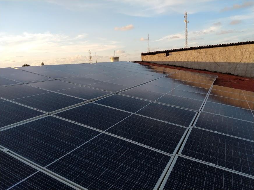 Kit fotovoltaico de 12,0 kw em Aracati-CE