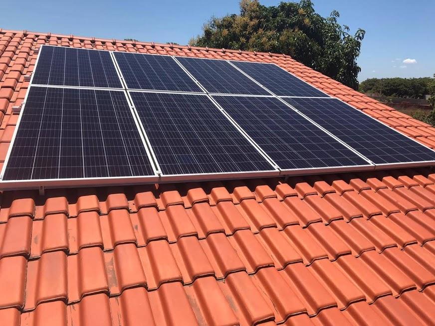 Kit fotovoltaico de 3,0 kw em Fortim-CE