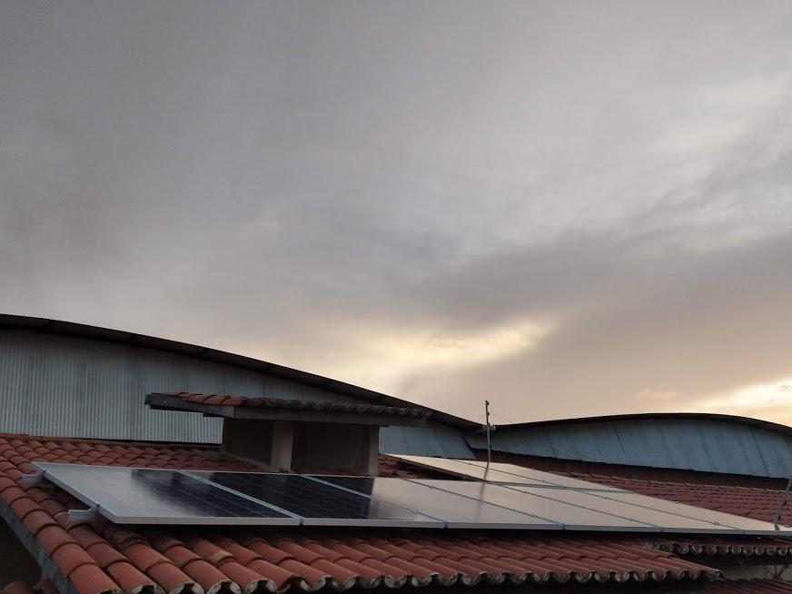 Kit fotovoltaico de 6,0 kw em Aracati-CE