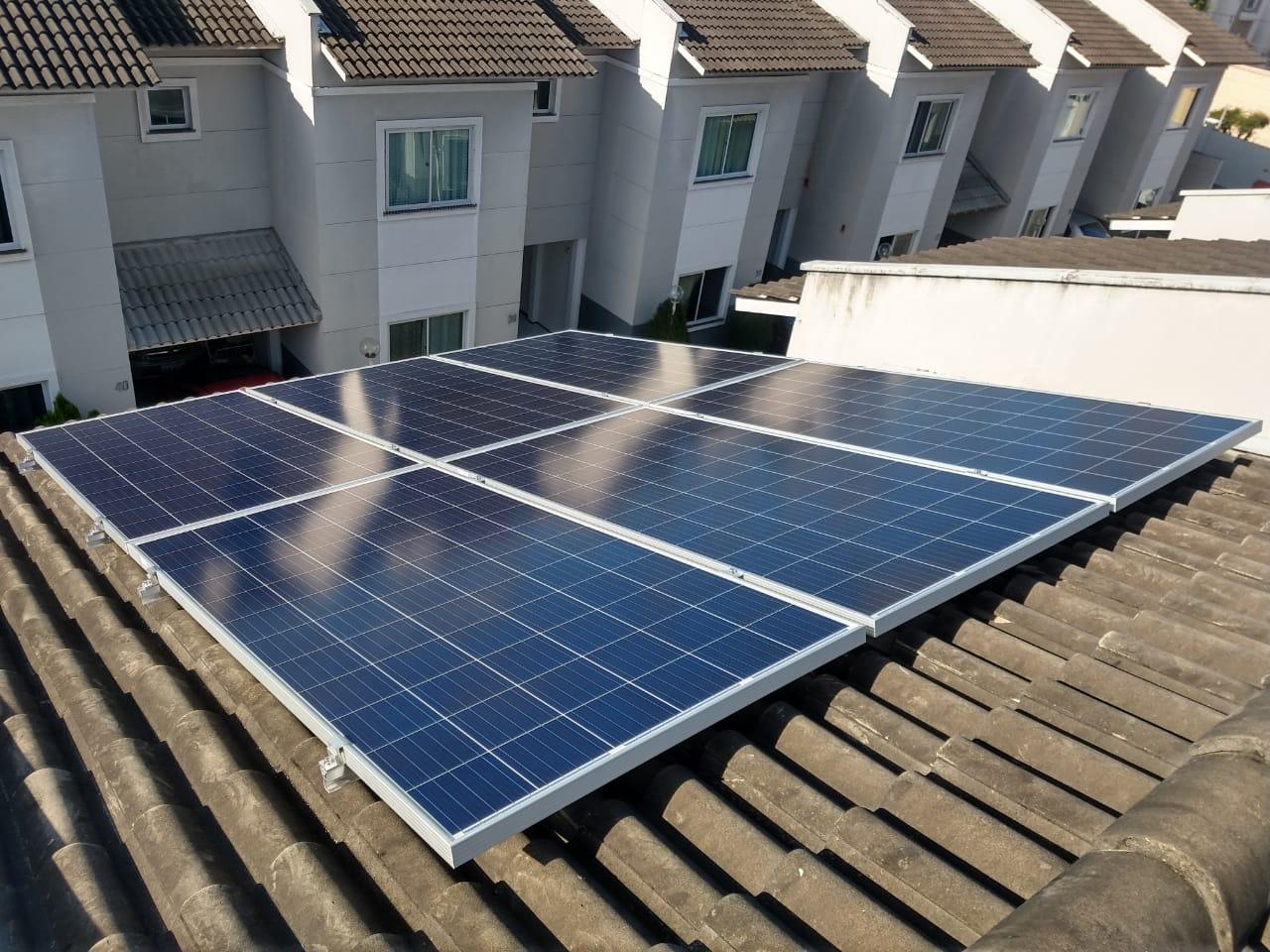 Kit fotovoltaico de 3,63kwp